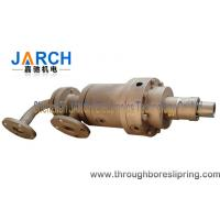 Buy cheap Cast iron oil male threaded rotary coupling / hydraulic rotary joint Max Temperature:400℃ from wholesalers