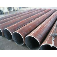 Buy cheap Welded Round Steel Pipe Longitudinal Submerged Arc Welding Pipe 60mm - 3500mm from wholesalers