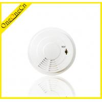 Buy cheap Photoelectric Round Hardwired Smoke Detectors Alarm For Warehouses from wholesalers