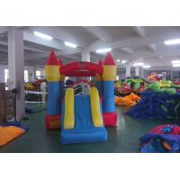 Buy cheap Durable Big Inflatable Commercial Inflatable Bounce House Water Slide For Kids from wholesalers