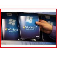 Buy cheap Windows 7 professional 32 bit full version 64 bit sp1 DEUTSCH DVD+COA from wholesalers