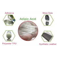 Buy cheap Synthetic Leather CAS No 124 04 9 Adipic Acid AA from wholesalers