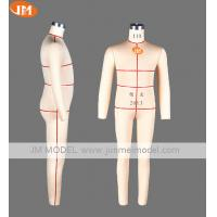 Buy cheap Jume realistic kids fit dress form pinnable mannequin in multi size from wholesalers