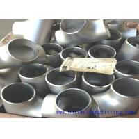Buy cheap Stainless Steel Tee  ASTM Butt-welded Stainless Steel Pipe Reducing Tee1-48 inch from wholesalers