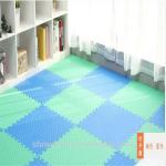 Buy cheap Plain interlocking EVA soft foam exercise floor mats from wholesalers