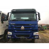Buy cheap Blue HOWO Tractor Head Truck / 6x4 Tractor Units 6900*2550*3400mm ZZ4257V3241W from wholesalers