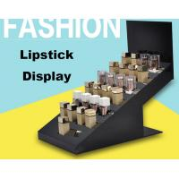 Buy cheap High End Retail Cosmetic Display Cases Lipstick Display Stand Eco Friendly Material from wholesalers
