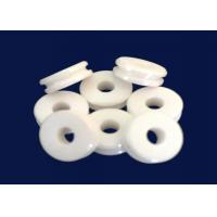 Buy cheap High Hardness Textile Alumina Ceramic Parts With Long Working Life from wholesalers