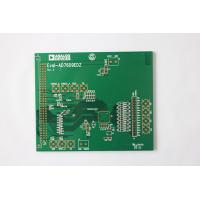 Buy cheap Green FR4 TG175 Hard Gold PCB Automatic Control Circuit Design from wholesalers