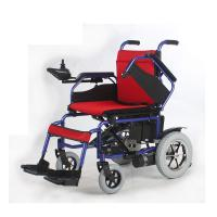 Buy cheap Portable Motorized Wheelchair Automatic With 24 Volt Lead Acid Battery from wholesalers
