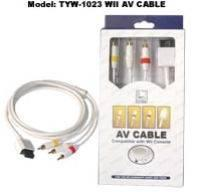 Buy cheap Wii AV Cable from wholesalers