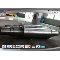 Buy cheap Hydraulic Forged Steel Rolls Bar And Shape Roller Rough Forging from wholesalers
