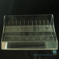 Buy cheap clear plastic bead storage box from wholesalers
