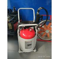 China Portable Pressurized Water Fire Extinguisher , Stainless Steel Fire Extinguisher on sale