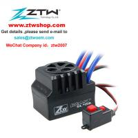 Buy cheap ZTW Beast SL 45A 1:10/1:12 Brushless Car ESC for RC Car from wholesalers
