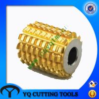 Buy cheap HSS coating TIN HTD 5M Timing Belt Pulley Hob types ,gear hob cutters with TUV CE from wholesalers