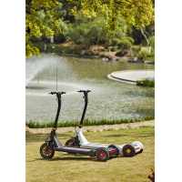 Buy cheap Portable 30KG 2h Charging 3 Wheel Stand Up Scooter from wholesalers