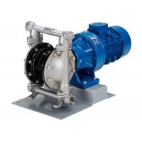 Buy cheap 3 inch BSP Pneumatic Diaphragm Pump For flammable and volatile liquids from wholesalers