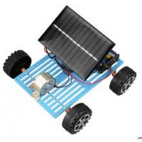 Buy cheap Solar power system truck toy from wholesalers