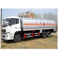 Buy cheap Howo 6 x 4 Oil tanker /  fuel delivery trucks Fuel Tanker Truck from wholesalers