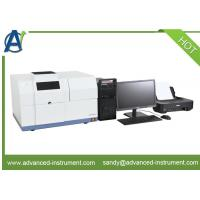 Buy cheap Automatic Atomic Absorption Spectroscopy AAS Machine with PC and Printer from wholesalers