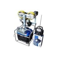 Buy cheap ZZC350 Optical Fiber Cable Tools Self - Moving Traction Machine ISO Approval from wholesalers