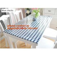 Buy cheap stamp golden tablecloth,Oilproof,Waterproof, r,wedding pvclace pvc table cover,advertising table cloth clear pvc table c from wholesalers