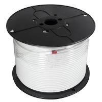 Buy cheap 21VATC CATV 75 Ohm Coaxial Cable to connect Antenna Dish and Set Top Box to TV from wholesalers