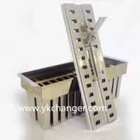 Buy cheap Popsicle mold stainless steel freezer channel brine salt water mold commercial use from wholesalers