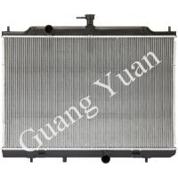 China 2015-2018 Ford Aluminum Radiator For Chevrolet City Express LS L4 2.0L NISSAN NV200 14 CVT 21410-3LM0A on sale