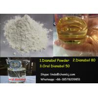Buy cheap Dianabol 80 Injectable Steroids Oil Dbol Methandienone Dianabol 80mg/ml from wholesalers