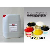 Buy cheap Fast Drying Blanket Wash Solvent for  Blanket and Rollers / for UV inks from wholesalers
