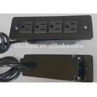 Buy cheap Surface Mounted 4-Outlet 125V Power Bar from wholesalers