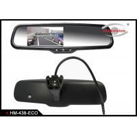 400cd / M2 Brightness Digital Rear View MirrorWith 4 - Screw Mounting Bracket