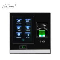 Buy cheap ZKteco SF400 RJ45 Biometric Fingerprint Access Control System Touch Screen from wholesalers