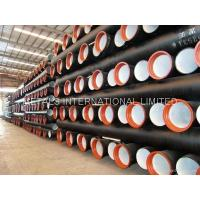 Buy cheap ISO2531,EN545,EN598,BS4772,AS2280,AWWA C151,KSD4311 Ductile Iron Pipe from wholesalers
