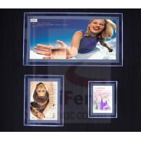 Buy cheap Wall mounted Slim Acrylic Light Boxes, wall mounted LED Picture Frame from wholesalers
