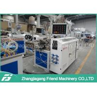 Buy cheap High Output Pvc Wall Panel Making Machine , Pvc Wall Panel Extrusion Line from wholesalers