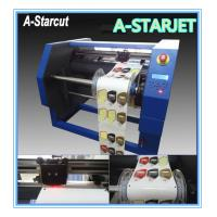 Buy cheap Adhesive Digital Label Cutter Roll To Roll , Automatic High Efficiency from wholesalers