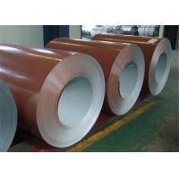Buy cheap PPGL Pre Painted Galvanized Coils DX51D+Z DX51D+AZ With High Heat Resistance from wholesalers
