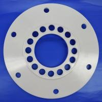 Buy cheap CNC Machining Zirconia Ceramic Gas Seal with Holes for Petroleum Equipment from wholesalers