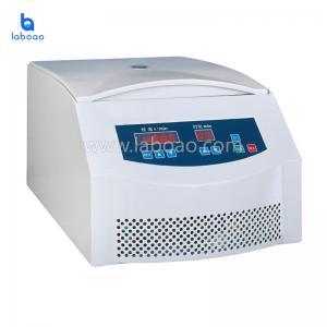 Buy cheap Benchtop high speed centrifuge machine laboratory equipment product