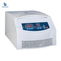 Buy cheap Table top mini high speed centrifuge machine medical equipment product