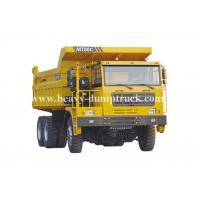 Buy cheap Rated load 55 tons Off road Mining Dump Truck Tipper  309kW engine power with 30m3 body cargo Volume product