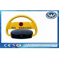 Buy cheap Anti - Theft Intelligent Remote Car Parking Locks , Parking Lot Lock from wholesalers