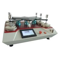 Buy cheap ISO 12947 Mini Martindale Textile, Martindale Abrasion Testing Machine from wholesalers