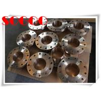 Buy cheap UNS N04400 WN Nickel Alloy Flanges / Monel 400 Flanges 2.4360 ASTM B564 from wholesalers
