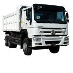 Buy cheap SINOTRUK Heavy Duty Dump Truck 371HP 6x4 Drive Wheel , Loading 35-40t from wholesalers