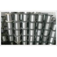 Buy cheap 7x19 stainless steel wire rope 304L grade from wholesalers