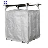 Buy cheap Virgin Polypropylene FIBC Bulk Bags 1 Ton 1.5 Ton Dustproof For Mineral Use product